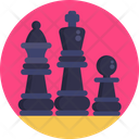 Board Games Chess Strategy Icon