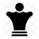 Chess Figure Strategy Icon