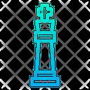 King Figure Game Icon