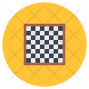 Chess Board Game Indoor Game Icon