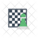 Chess Strategy Piece Icon