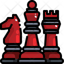 Chess Chess King Chess Horse Icon