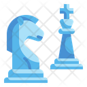 Chess Horse Compettition Icon