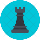 Chess Strategy Rook Icon