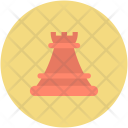 Chess Guard Rook Icon