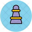 Chess Piece Game Icon