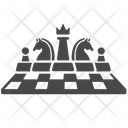 Chess Board Chess Chess Game Icon