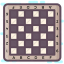 Chess Board Chess Set Checkerboard Icon