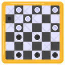 Chess Game Chess Board Indoor Game Icon
