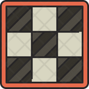 Chess Board Chess Strategy Icon