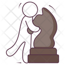 Chess Chess Knight Chess Piece Icon