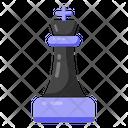 Chess King Chess Pawn Chess Piece Icon