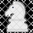 Chess Knight Icon