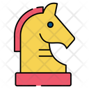 Chess Knight Chessmate Checkmate Icon