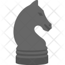 Chess Horse Piece Icon