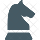 Chess Knight Horse Icon