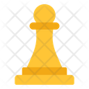 Chess Piece Puzzle Piece Pawn Icon