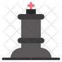 Chess Figure King Icon