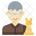 Chess Player Icon