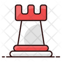Chess Rook Chess Tower Chess Castle Icon