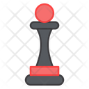 Chess Piece Chessmate Chess Rook Icon