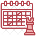 Chess Schedule Icon
