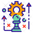 Chess Strategy Icon