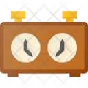 Chess Game Timer Icon