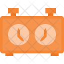 Chess Timer Game Icon