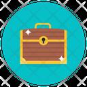Chest Box Box Treasure Icon