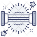 Chest expander Icon