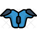 Chest Guard Protection Equipment Icon