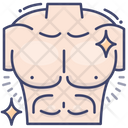 Chest muscles Icon