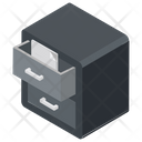 Chest Of Drawer Icon