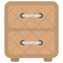 Drawers Cabinets Chest Icon