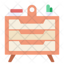 Chest Of Drawers Home Chest Icon