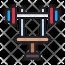 Chest Press Icon