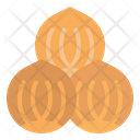 Chestnuts Food Snack Icon