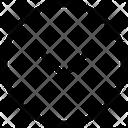 Chevron Circle Down Icon