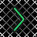 Chevron Right Next Icon