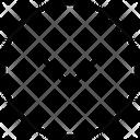 Half Arrow Down Circle Chevron Down Arrow Down Arrow Icon
