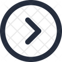 Control Chevron Right Icon