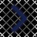 Chevron Right Icon