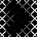 Arrow Simple Chevron Right Right Icon