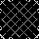 Half Arrow Right Circle Chevron Right Arrow Right Arrow Icon