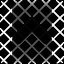 Chevron Up Arrow Up Icon