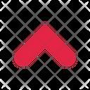Chevron Up Arrow Arrows Icon