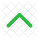 Chevron Up Arrow Icon