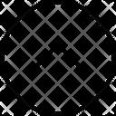 Half Arrow Up Circle Chevron Up Arrow Chevron Up Icon