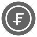 Chf Swiss Franc Icon
